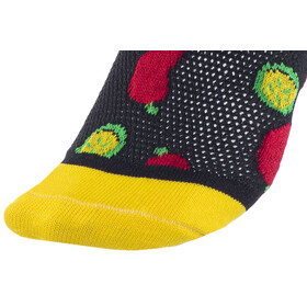 "DeFeet Aireator 6"" Socks Taco Tuesday (Schwarz)"